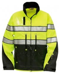 Куртка летняя сигнальная