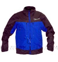 Куртка утепленная короткая