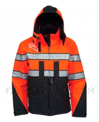 Техническая куртка из мембранных материалов