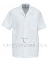 Медицинская куртка короткая мужская