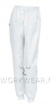 Медицинские брюки женские с манжетами